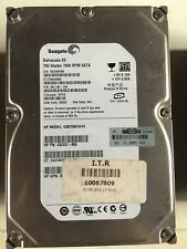 "Seagate Barracuda 750GB 3.5"" SATA 3GB/s 7.2K"