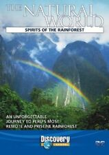 The Nature & Science - Spirits Of The Rainforest  DVD (2005)