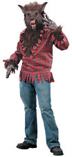 Adult Scary Werewolf Halloween Costume Werewolf Cosplay Outfit - Adult Werewolf