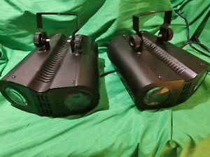 Kam Moonflower disco lights (pair)