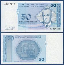 BOSNIEN H. / BOSNIA H. 50 Pfeniga (1998) UNC  P. 57
