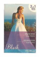 Blush Susan Mallery - Dream Bride & Dream Groom