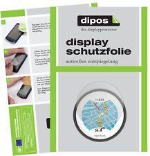 3x TomTom Vio Schutzfolie matt Displayschutzfolie Folie Display Schutz dipos
