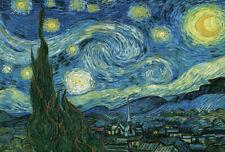 Eurographics Puzzle 1000 Pc - Starry Night / Van Gogh