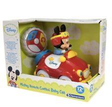 Disney Baby Mickey Mouse-Coche de Control Remoto-Regalo De Tienda De Juguete Minnie