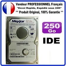 "Disque dur Maxtor MaxLine3 250GO IDE PATA133 3""5 interne"