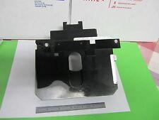 MICROSCOPE PART EPISTAR REICHERT LEICA STAGE MICROMETER AS IS BIN#H2-D-07