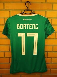 Boateng Germany Women Jersey 2018 2019 Shirt MEDIUM Away BR3149 Football Adidas
