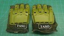 Taso armored paintball gloves. Size Xl (10). Old school. Vintage. Rare.