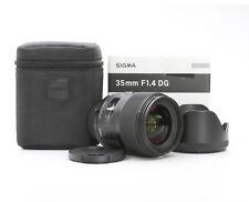 Nikon Sigma 35 mm 1.4 DG HSM ART + TOP (222289)