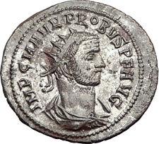 PROBUS Original 276AD Authentic Ancient Roman Coin of Tripolis JUPITER i65168