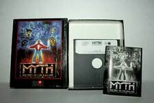 MYTH HISTORY IN THE MAKING GIOCO USATO COMMODORE 64 EDIZIONE EUROPEA DM1 40981