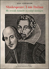 9788892604346 Shakespeare, messages in code - Vito Costantini