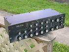 🌟 RARE Original Vintage UREI Model 1620 Rotary DJ Analog Audio Music Mixer