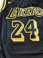 NWT NBA Licensed Nike Dri-Fit Swingman Kobe Bryant #24 Lakers Jersey