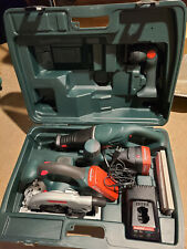 Metabo Tool Set and Case, Made in Germany, VGC, orig over $800.00