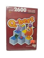 Qbert Atari (Atari 2600, 1988) - FACTORY SEALED IN BOX