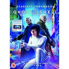 Ghost in The Shell DVD Digital Download 2017 5053083115395
