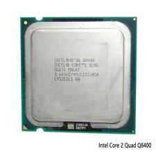 Core 2 Quad Q8400 Quad-Core CPU 2.66 GHz 1333 MHz LGA Socket! C7C7 775 O6O4