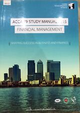 ACCA F9 Study Manual