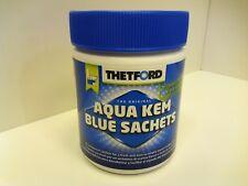 Thetford Aquakem Caravan Chemical Toilet Sachets Bags Cassette & PORTA Potti