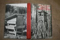 Fachbuch Jäger, Hochstand, Jagdeinrichtung, Fänge, Hütten, Zwinger, DDR 1973