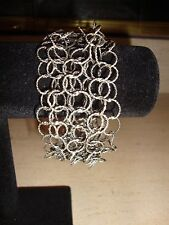 SPECTACULAR NEW METAL BRACELET BY BELLINI