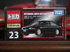 Tomica Premium 23 Mitsubishi Lancer GSR Evolution III EVO 3