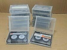 More details for twelve dc2120 metal back tapes (120/240) in cases