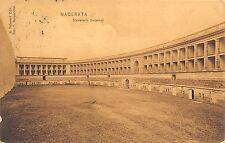 298) MACERATA SFERISTERIO (INTERNO). VIAGGIATA.