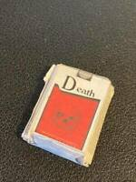 VINTAGE ACTION MAN TOY DEATH CIGARETTES GOOD CONDITION FOR AGE