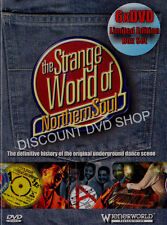 Strange World Of Northern Soul (Massive 6 DVD Box Set)Limited Edition. Brand New