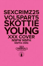 Sex Criminals #25 Vol 5 Part 5 Sealed Variant NM Skottie Young  XXX Cover
