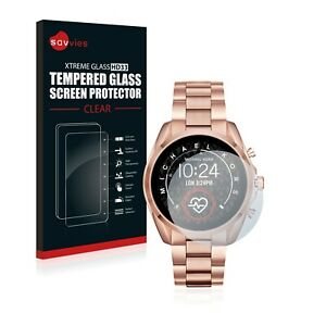 Tempered Glass Screen Protector for Michael Kors Access Bradshaw 2 Protection 9H