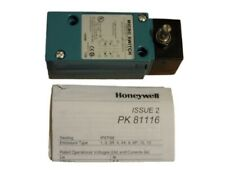 Honeywell Micro Switch LSP6B Heavy Duty Limit Switch