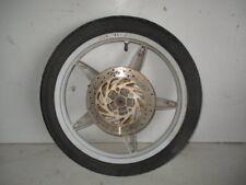 Ruota Anteriore Cerchio Disco Ruote Cerchi Aprilia Scarabeo 50 1999 2002 Wheel