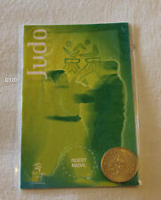 Judo Sydney 2000 Olympic Games Shell Commemorative Medallion New