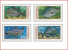 NAM9403 Fishes, 4 stamps