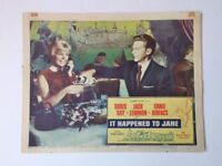 It Happened to Jane 1959 Doris Day Jack Lemmon Lobby Card     *Hollywood Posters