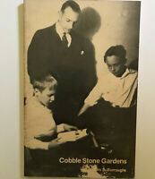 Cobble Stone Gardens. William S. Burroughs. 1976 First Edition.