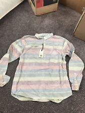 Anerkjendt Alphabet Multi Coloured Corduroy Shirt Size XL