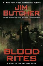 Blood Rites: A Novel of the Dresden Files by Butcher, Jim