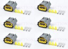 Fit Nissan Skyline Ignition Coil Connector Plug Harness clips sr20 rb20 rb25 s15