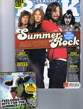 FOO FIGHTERS / DEF LEPPARD / WHITESNAKEClassic Rock with CDNo.120July2008