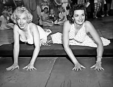 JANE RUSSELL MARILYN MONROE 8X10 GLOSSY PHOTO PICTURE