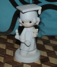 Precious Moments Graduation Figurine 1980 Vintage Lord Bless You and Keep You