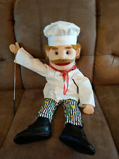 "Sunny Toys 28"" Dad/Chef Full Body Puppet (Inc. 17"" puppet arm rod)"
