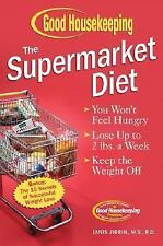 The Supermarket Diet by Janis Jibrin (2007, Paperback)
