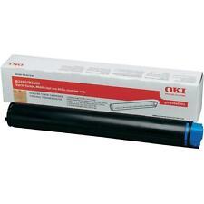 OKI Genuine Original Black Mono Toner Cartridge B2200 B2400 p/n 43640302
