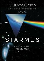 RICK WAKEMAN - LIVE AT STARMUS FESTIVAL 2014   DVD NEW+